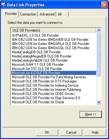 実行時にMicrosoft.ACE.OLEDB.12.0プロバイダーは …